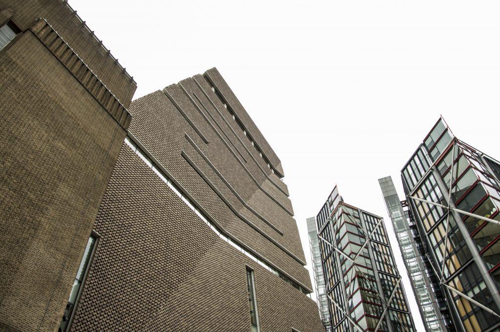 La nuova tate modern di londra for Tate gallery di londra