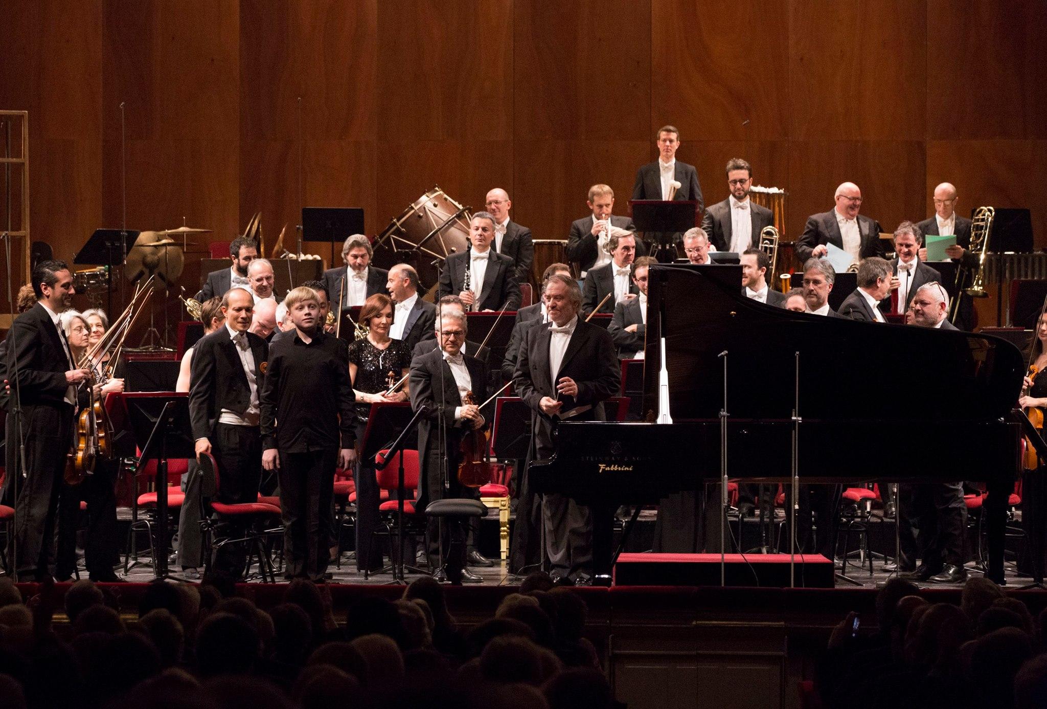 Gergiev Malofeev Teatro alla Scala Filarmonica