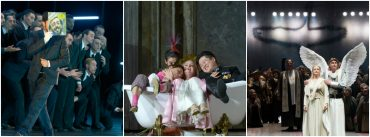 cronache dalla deutsche oper: meyerbeer, mozart, wagner, berlino