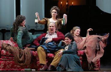 Falstaff, Ambrogio Maestri, Teatro alla Scala, Damiano Michieletto