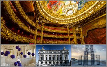 Opéra de Paris, Parigi, Garnier, Bastille, Kaufmann, Netrebko