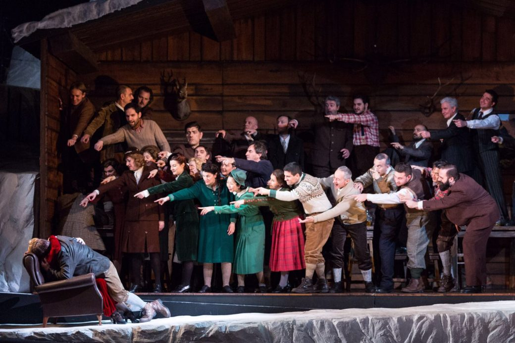 La Wally, Alfredo Catalani, Teatro Municipale di Piacenza, Nicola Berloffa