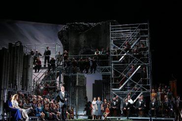 Teatro alla Scala, Richard Wagner, Milano, Die Meistersinger von Nürnberg, Maestri Cantori, Daniele Gatti, Brescia Amisano