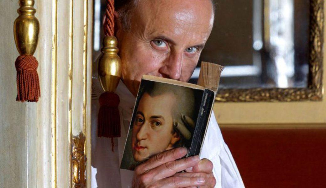 Mozart, Cederna, Amadeus, Franco Parenti, Milano