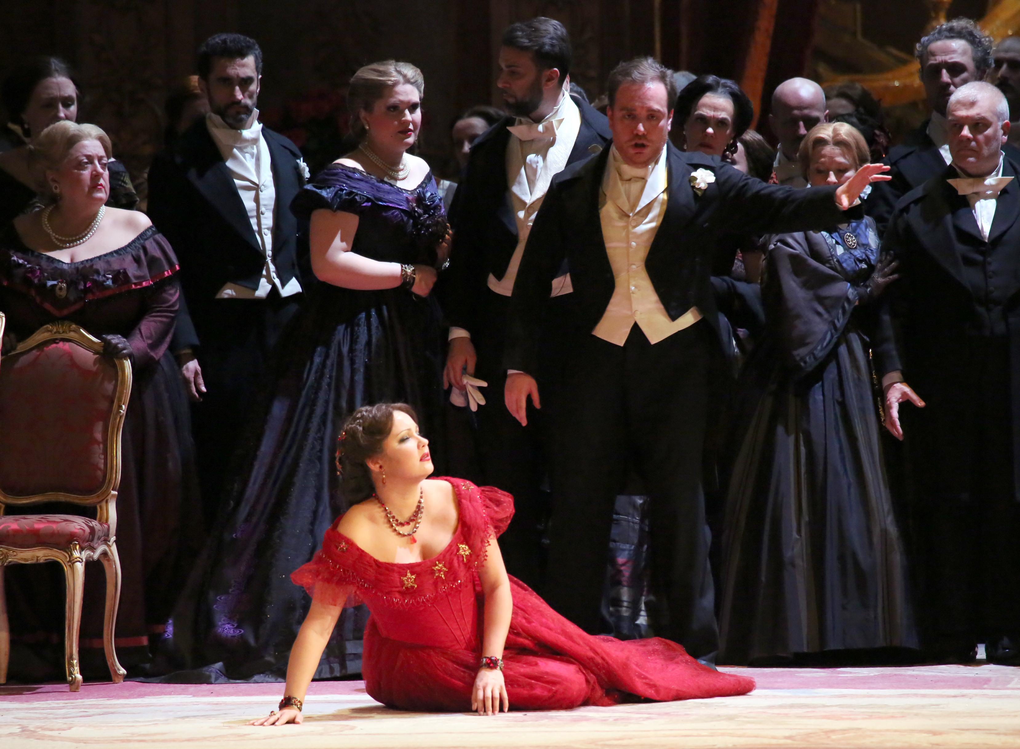 Teatro alla Scala, Anna Netrebko, La Traviata, Giuseppe Verdi, Milano