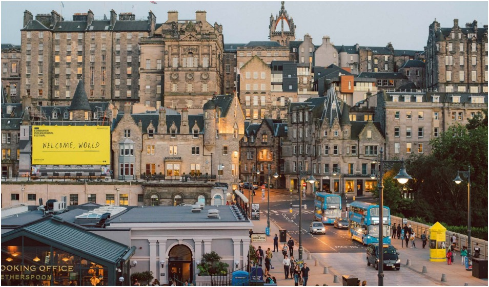 Festival di Edimburgo, Edinburgh International Festival, Festival 2017, Edimburgo, Scozia, Scotland, Regno Unito, United Kingdom