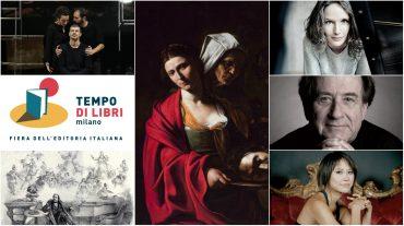 Tempo di Libri, Teatro alla Scala, La Gazza Ladra, Rossini, Caravaggio, Scuderie del Quirinale, Santa Cecilia, Roma, Milano