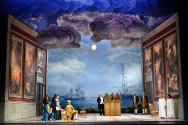 Mozart, Così fan tutte, Piacenza, Teatro Municipale