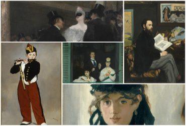 Manet, Parigi, Palazzo Reale Milano, Monet, Cezanne