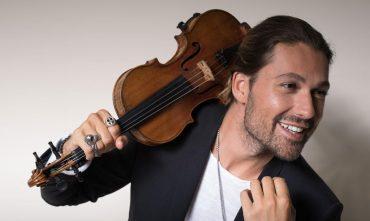 David Garrett, Piacenza, OSN RAI, Teatro Municipale