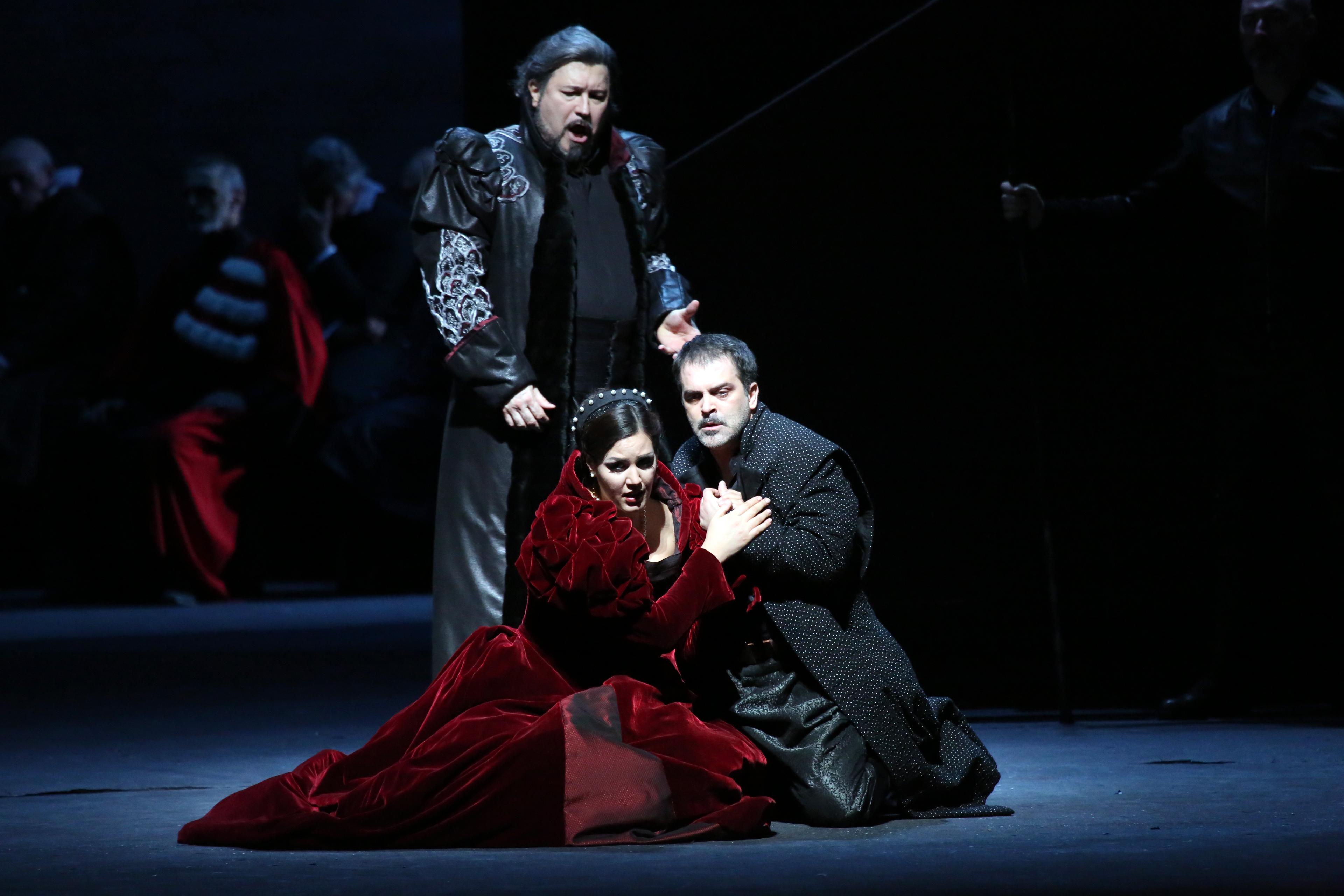 Anna Bolena, Teatro alla Scala, Federica Lombardi, Milano, Opera, Teatro, Donizetti