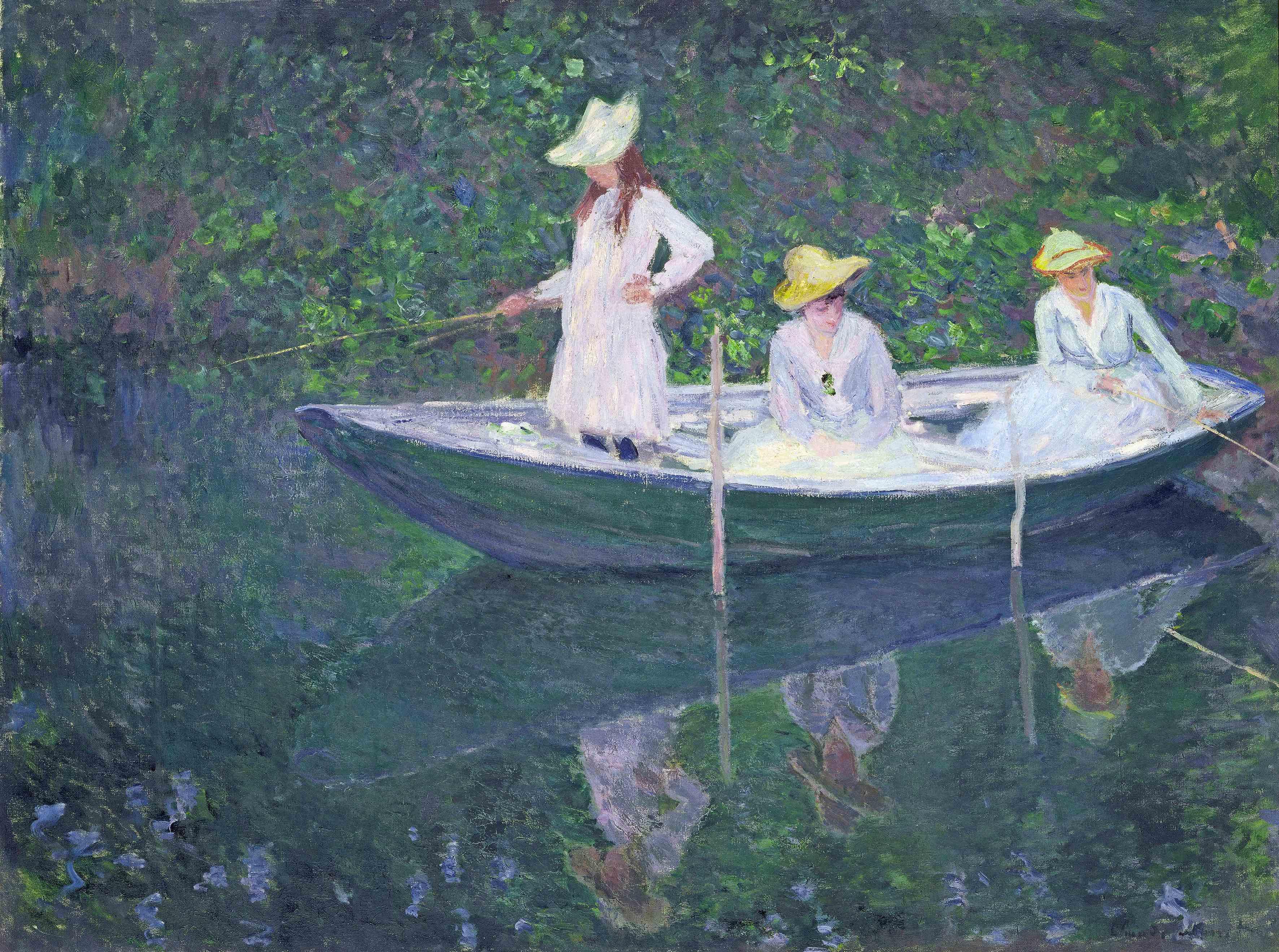 Monet, Fondation Beyeler, Basel, Basilea, Mostra, Musée d'Orsay