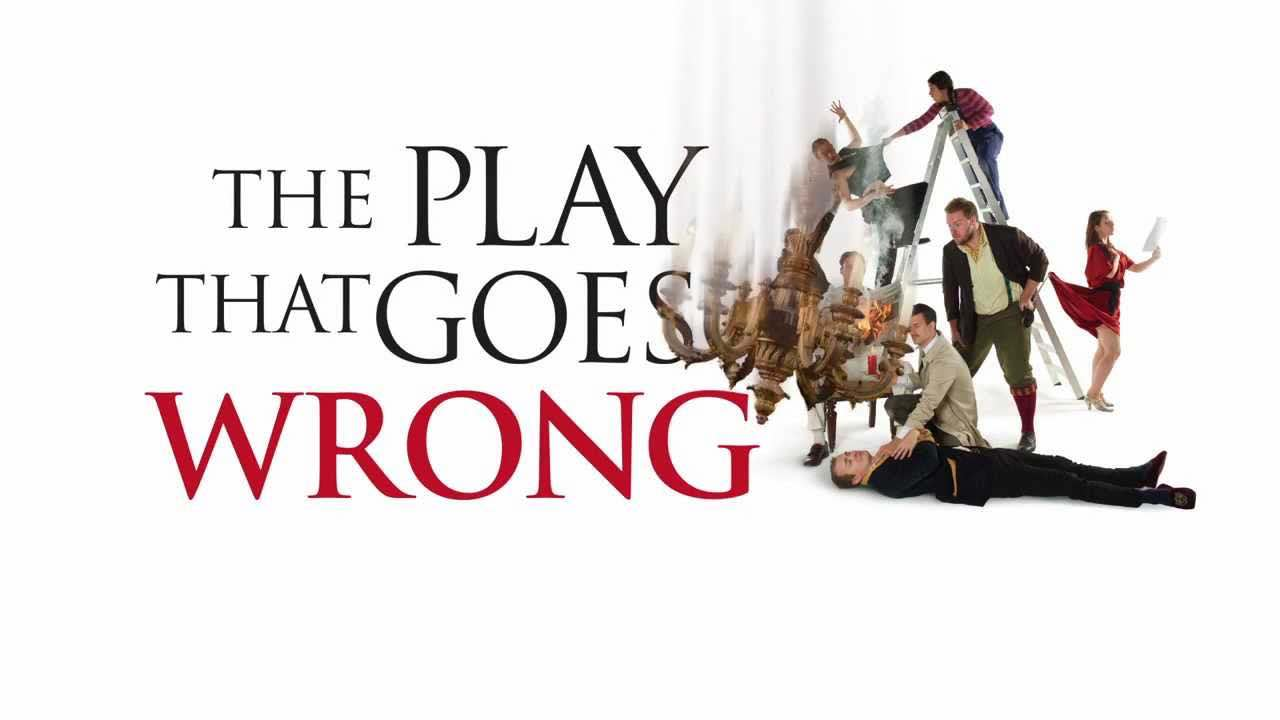 The play that goes wrong, Lyceum Theatre, Broadway, bwaygoeswrong, New York City