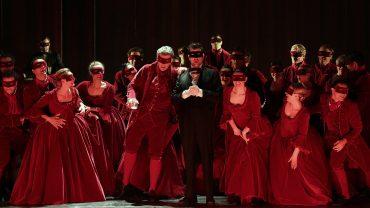 Don Giovanni, Teatro alla Scala, Roberto Carsen, Milano, Luca Pisaroni, Thomas Hampson, Mozart