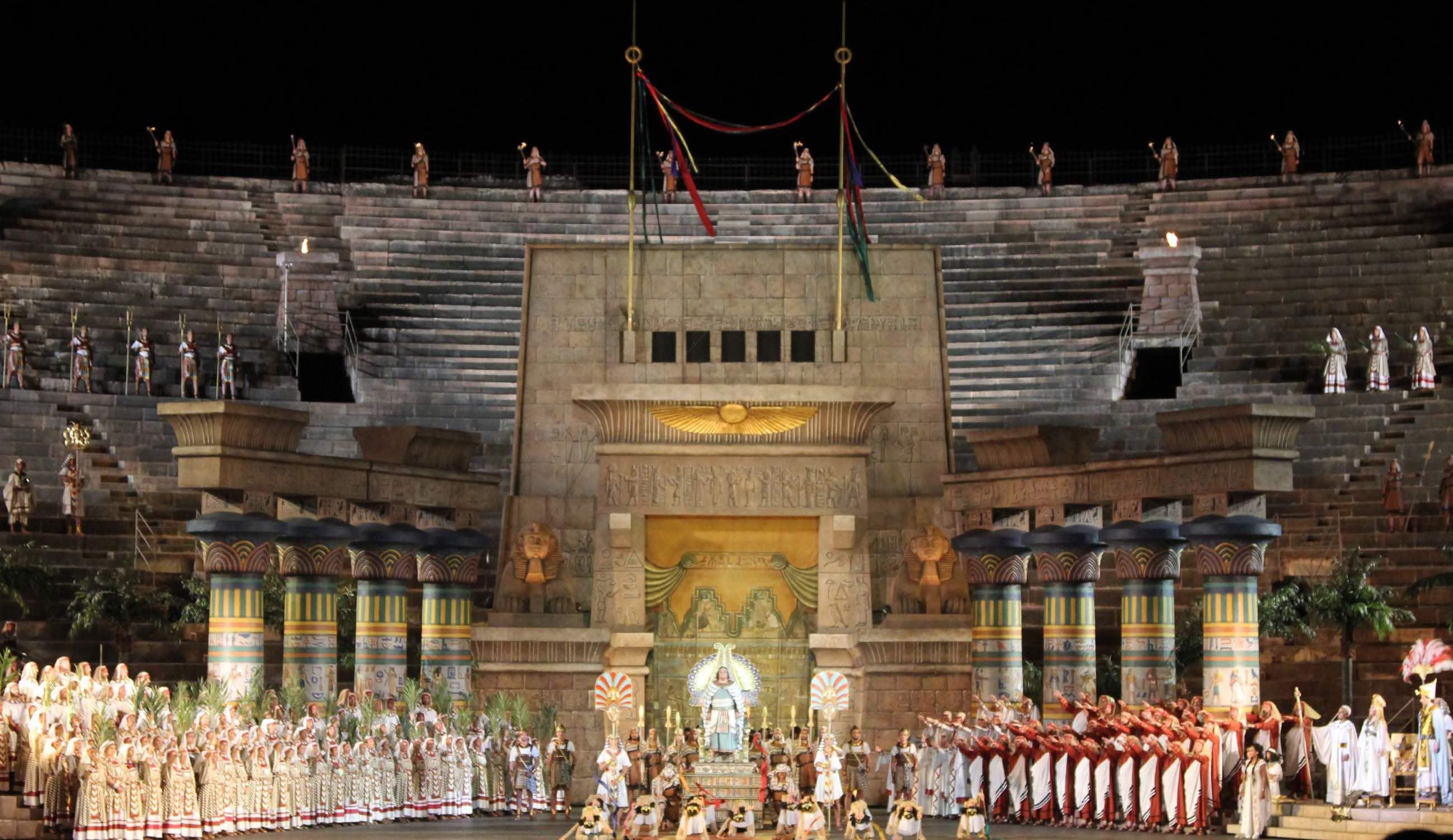 Aida, Verona, Arena di Verona, Arena, Giuseppe Verdi, Maria José Siri
