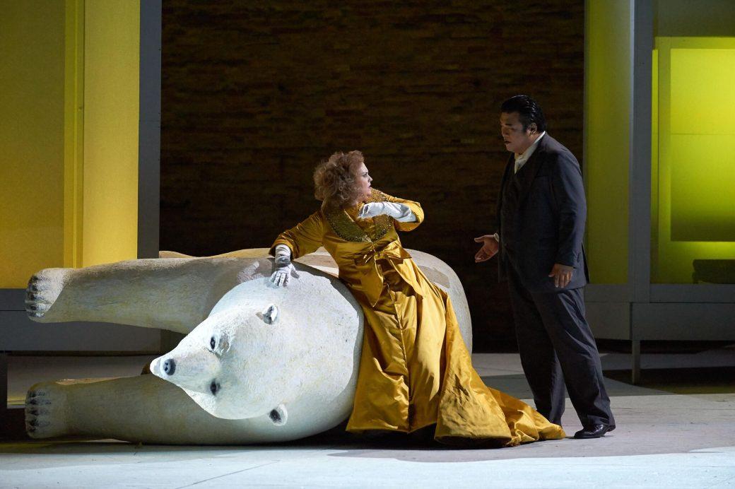 Turandot, Sferisterio, Macerata, Opera, Festival, Ricci, Forte, Ricci&Forte, Italia, Lirica, Puccini