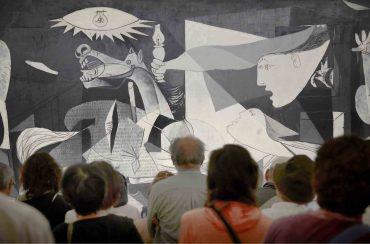 Picasso Museo Reina Sofia, Piedad y Terror en Picasso, el camino a Guernica, Madrid, Mostre 2017