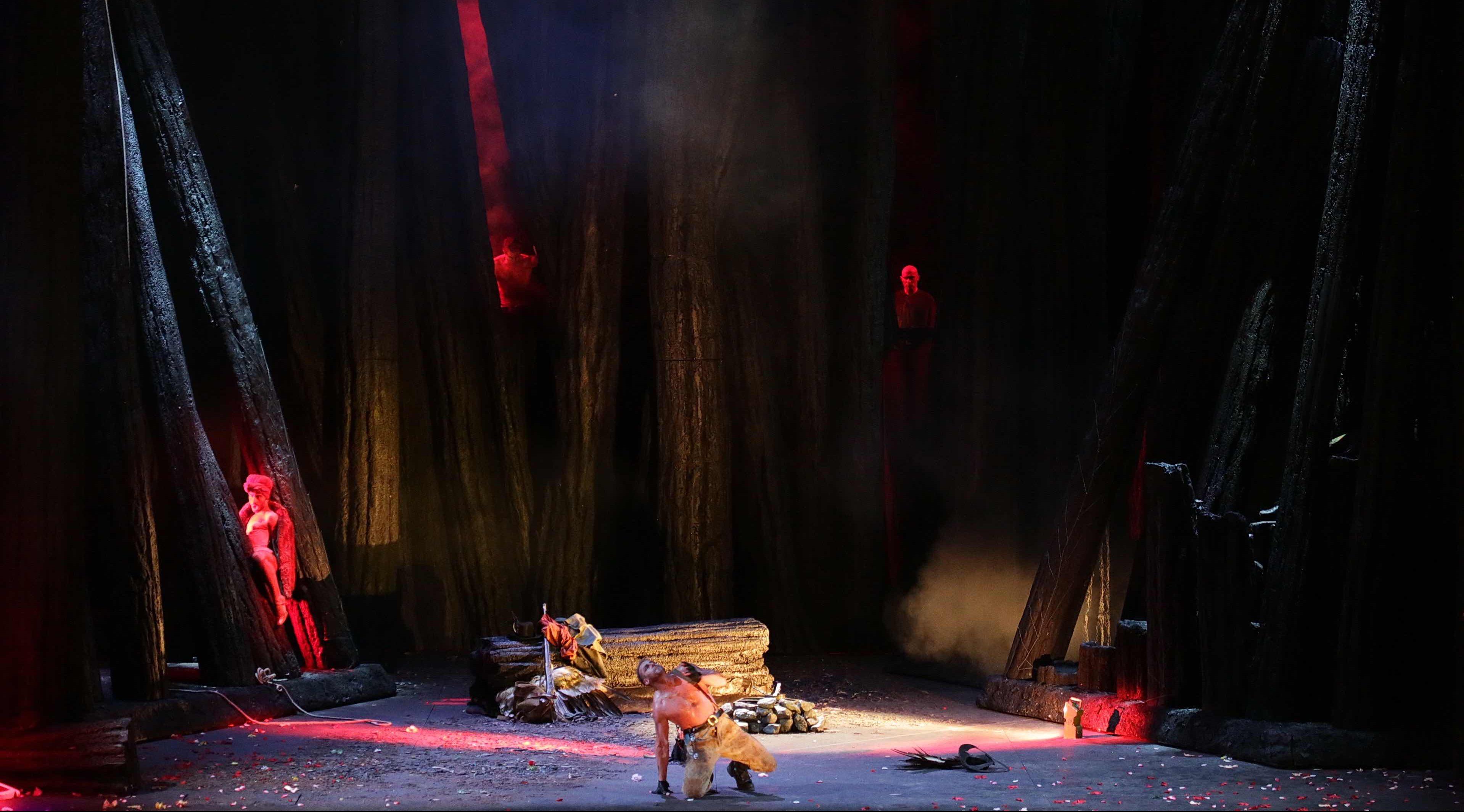 Der Freischütz , Carl Maria von Weber, Teatro alla Scala, Milano, Franco Cacciatore