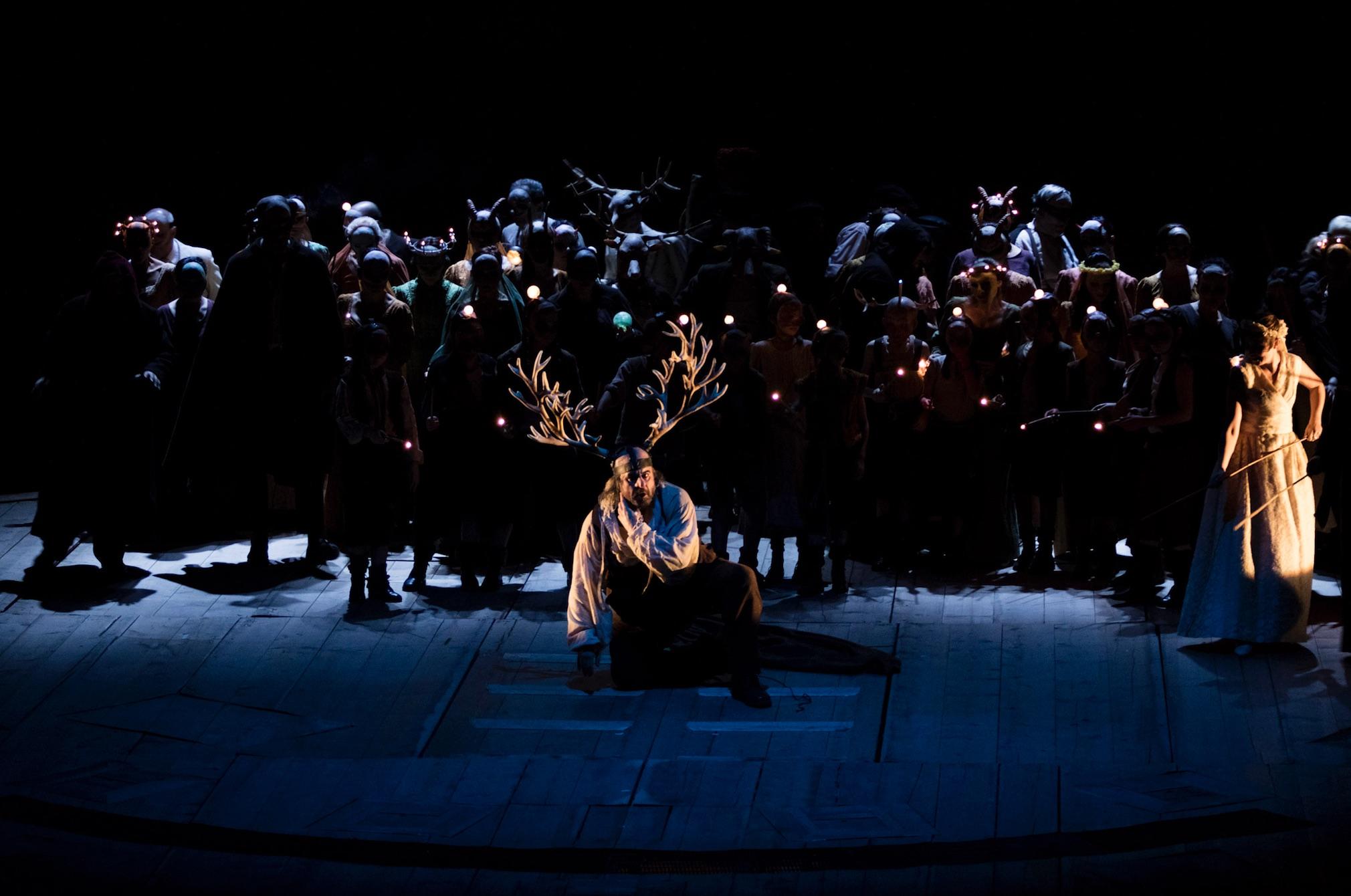 Teatro Regio, Torino, Falstaff, Giuseppe Verdi, Donato Renzetti, Carlos Alvarez, Erika Grimaldi, Daniele Abbado, Arrigo Boito, Falstaff Torino