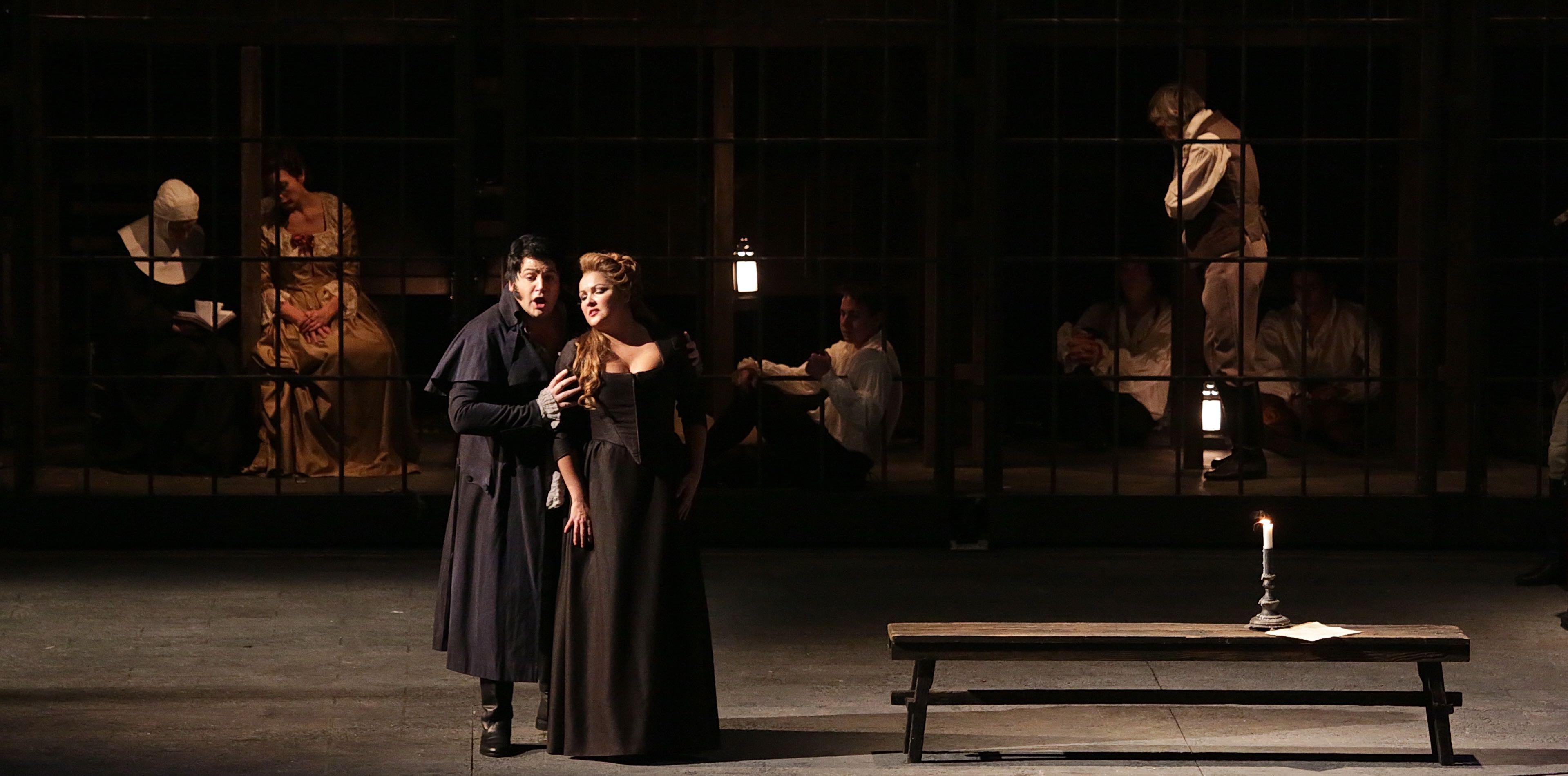 Andrea Chénier, Teatro alla Scala, Milano, Italia, Anna Netrebko, Yusif Eyvazov, Brescia/Amisano, Luca Salsi, Carlo Bosi, Riccardo Chailly, Anteprima Under 30