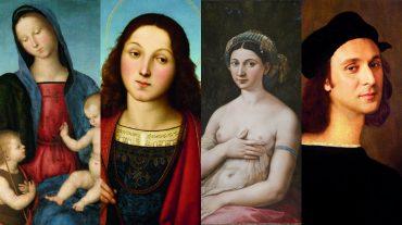 Accademia Carrara, GAMeC, Bergamo, Raffaello Sanzio, Raffaellesco, Eco del mito, Fornarina, Madonna diotallevi, Raffaello a Bergamo, Raffaello Sanzio
