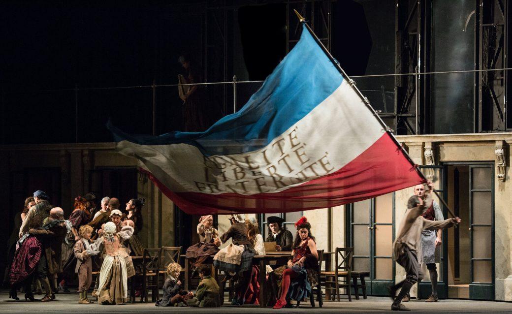 Andrea Chénier, Milano, Teatro alla Scala, Anna Netrebko, Umberto Giordano, Yusif Eyvazov, Mario Martone, Riccardo Chailly