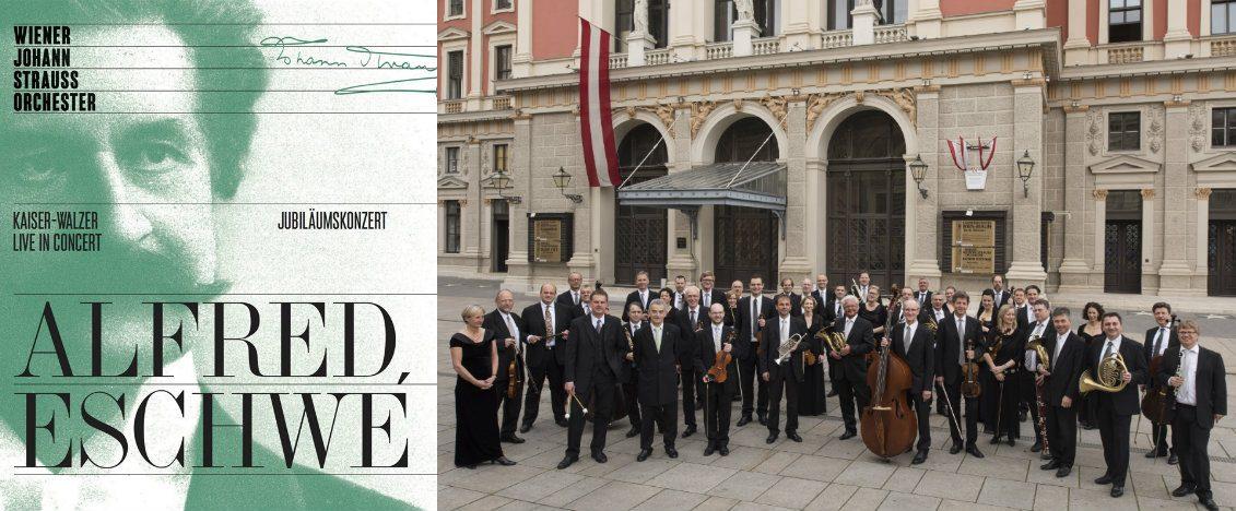 WJSO, Alfred Eschwé, Wiener Johann Strauss Orchester, Musikverein, Vienna, Nationalfeiertag,