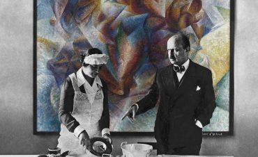 Fondazione Prada, Post Zang Tumb Tuuum, Germano Celant, Milano, Novecento Italiano, Arte, fascista, Arte,