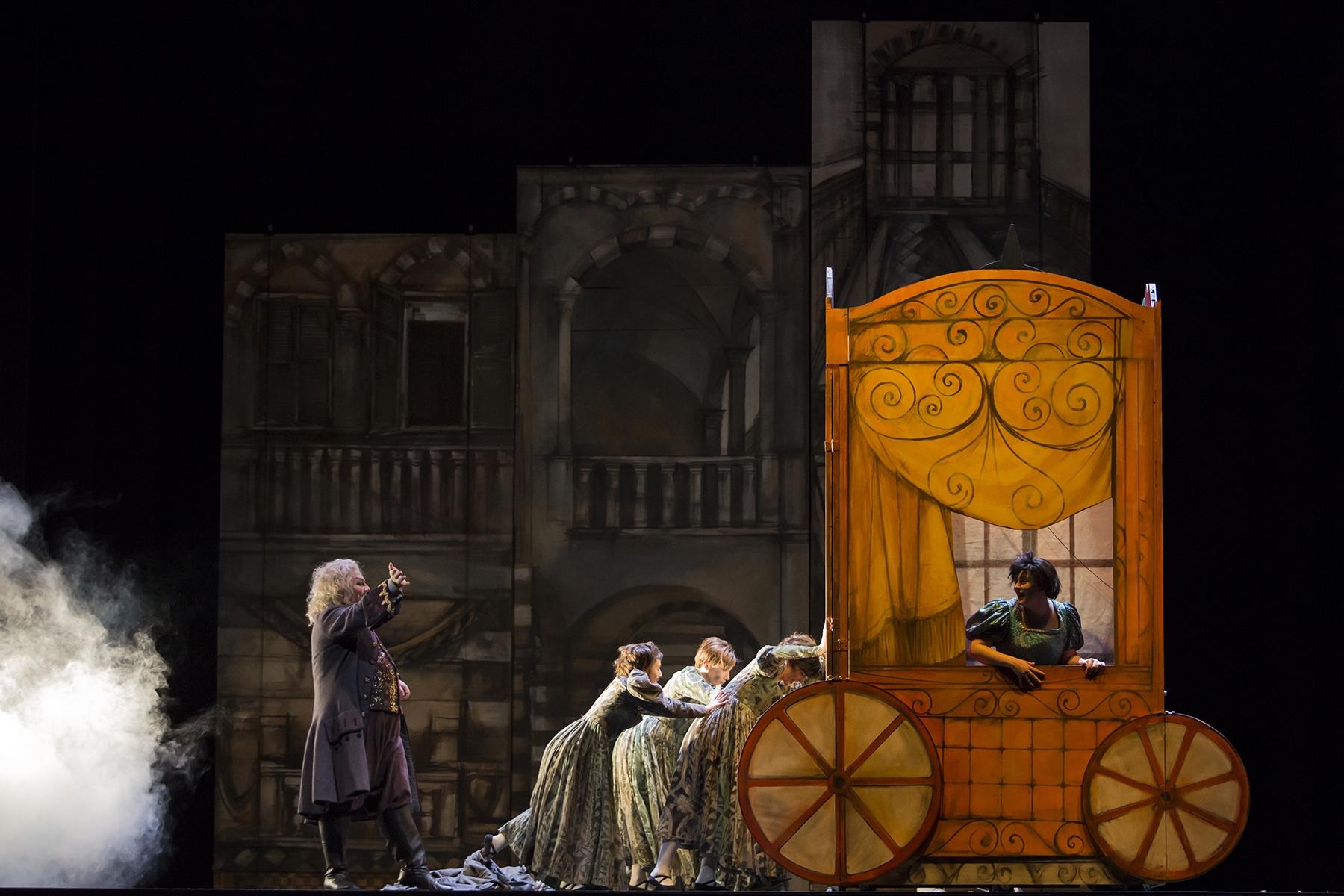 La Cenerentola, Rossini, Rossini150, Gioacchino Rossini, Rossini 150, Teatro Municipale di Piacenza, Teresa Iervolino, Cenerentola