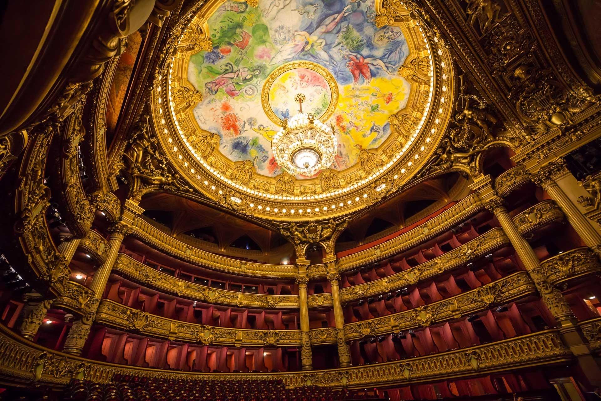 Opéra Nacional de Paris, Parigi, ONP1819, Jonas Kaufmann, Opéra Bastille, Opéra Garnier, Michele Mariotti, 2018/2019, Philippe Jordan, Damiano Michieletto, Anna Netrebko, Opéra de Paris