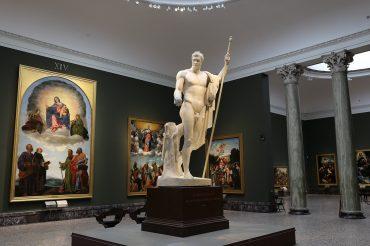 Pinacoteca di Brera Sesto Riallestimento Sale Napoleoniche Sala 14