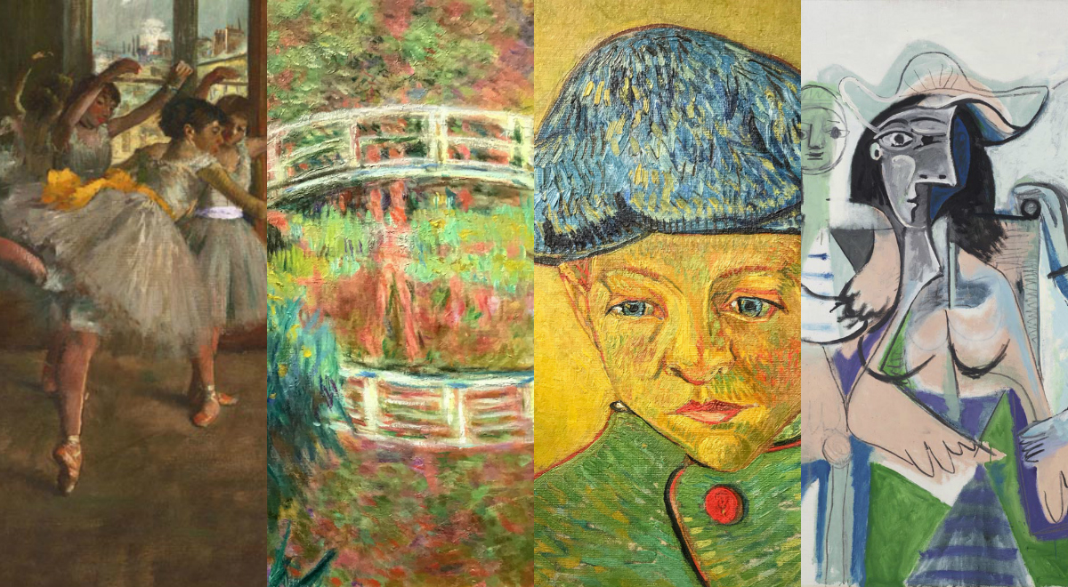 Philadelphia Museum of Art, Impressionismo e Avanguardie, Milano, Palazzo Reale, Skira, Van Gogh, Monet, Manet, Picasso