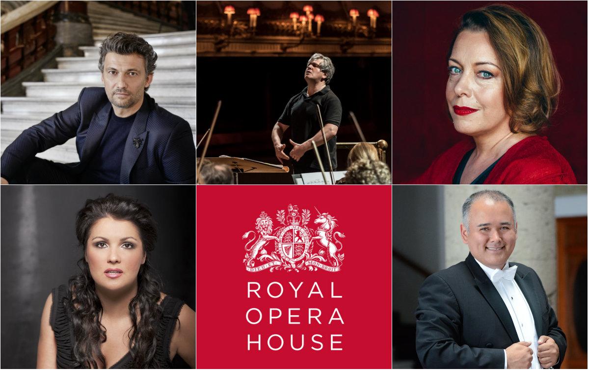 ROH1819, Royal Opera House, Londra, London #ROH1819, Pappano, Kaufmann, Netrebko, Camarena, Stemme, Verdi, Mozart, Wagner, Covent Garden, ROH