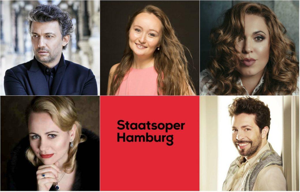 amburgo, Staatsoper, Jonas Kaufmann, Maria José Siri, Anja Kampe, Paolo Bordogna, julia lezhneva, Hamburg