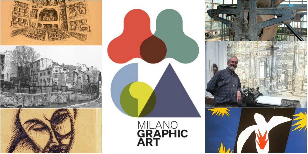 Milano Graphic Art, Castello Sfozesco, Milano, MGA18, Grafica, Editoria