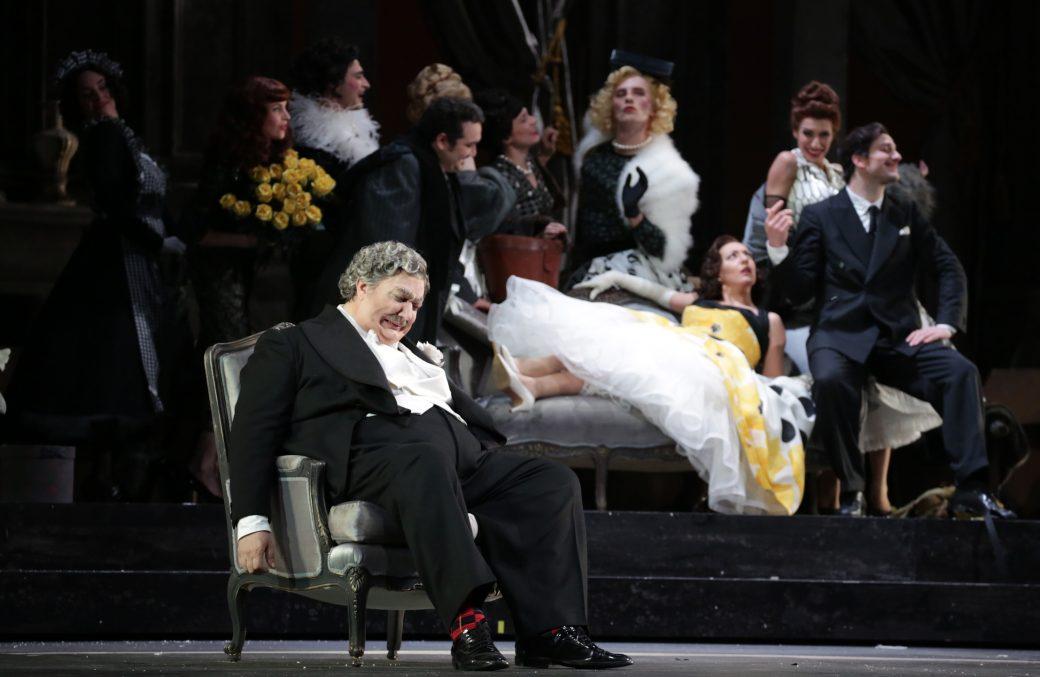 Don Pasquale, Donizetti, Teatro alla Scala, Milano, Riccardo Chailly, Davide Livermore, Ambrogio Maestri,