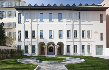 Palazzo Citterio, Milano, Pinacoteca di Brera, Skira, Citterio, Russoli, Italia, Museo, Milano Desing Week, Fuorisalone, Maurizio Montagna