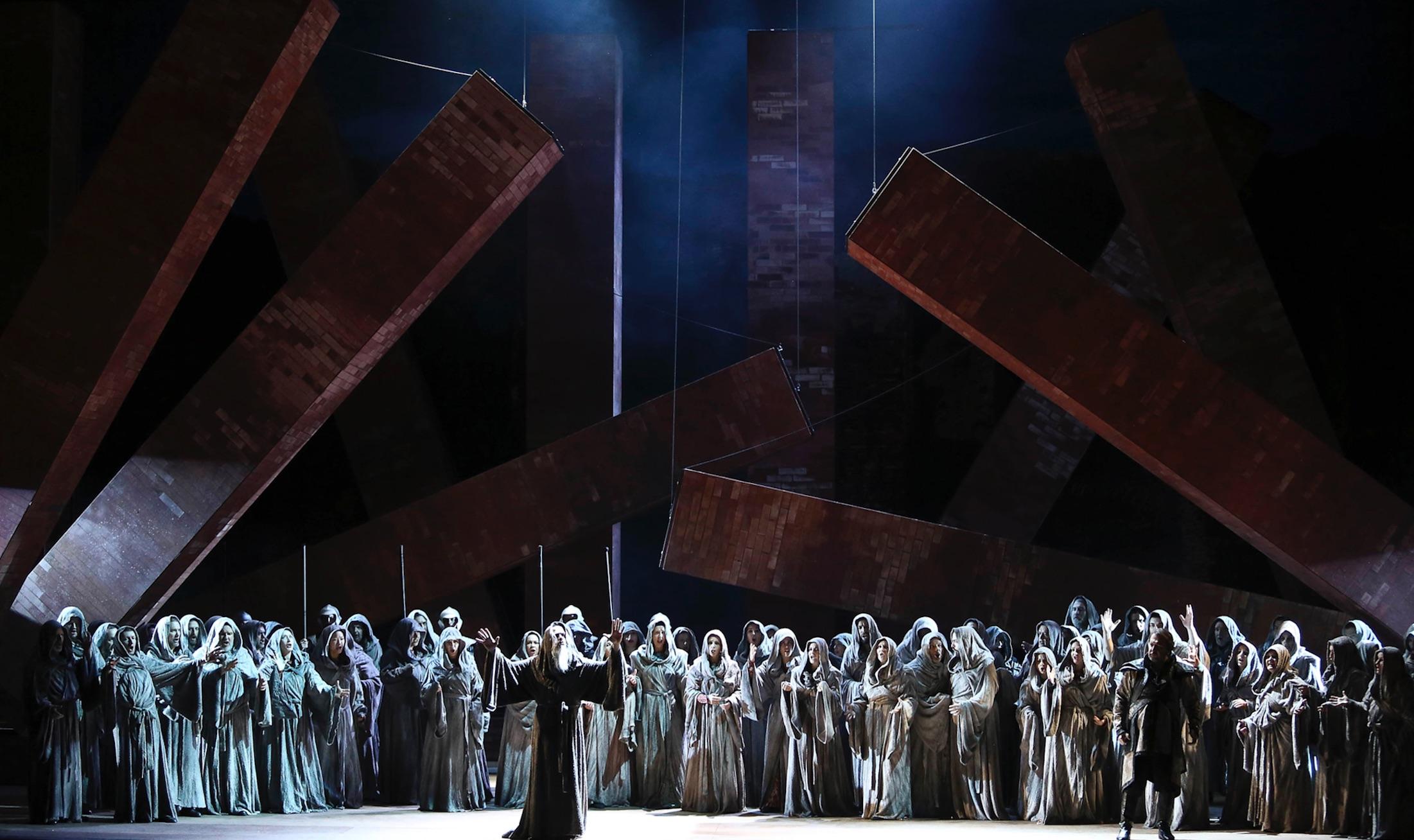 I Lombardi alla Prima Crociata, Giuseppe Verdi, Teatro Regio di Torino, Torino, Michele Mariotti