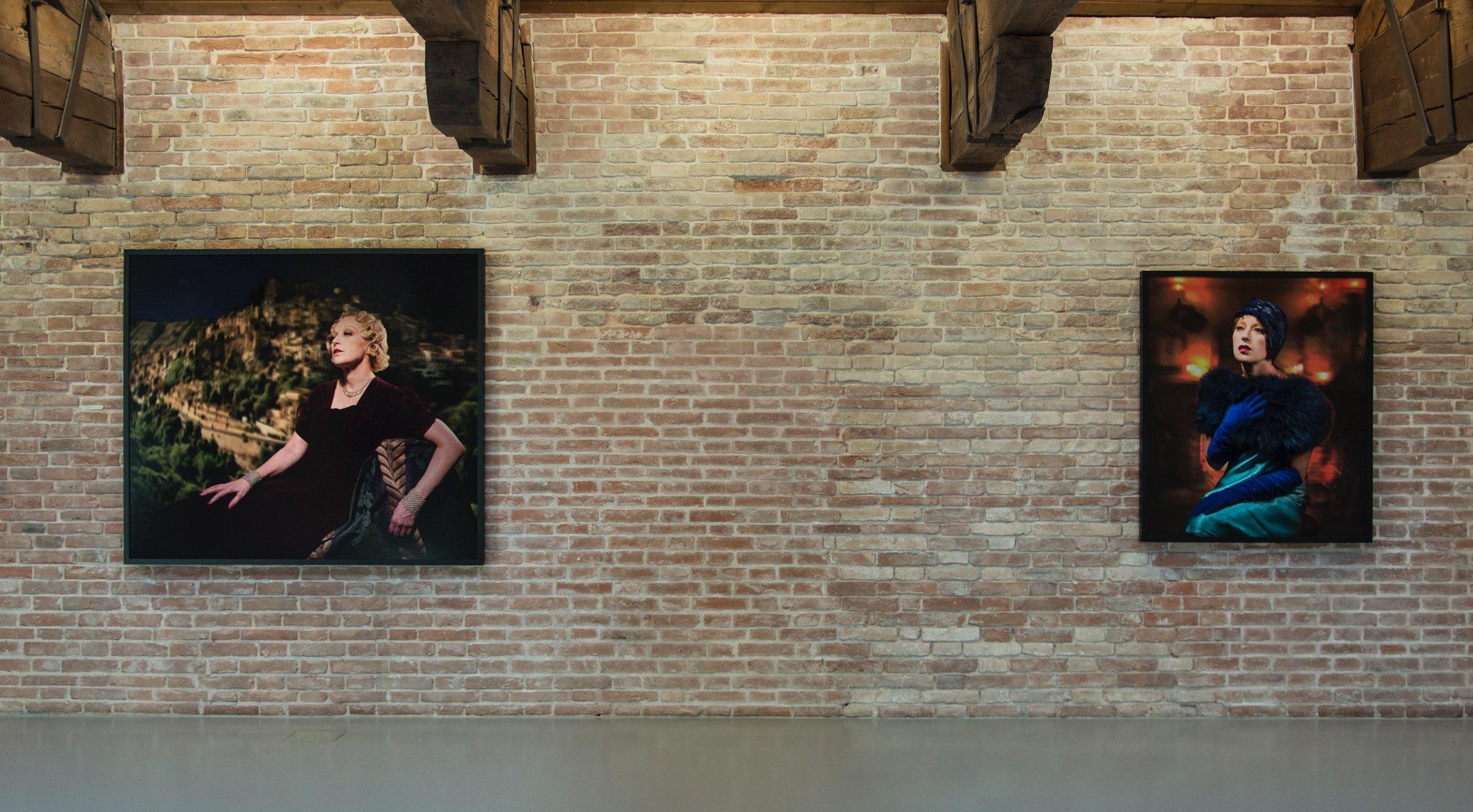 Collection Pinault, Fondation Pinault, Fondazione Pinault, Venezia, Punta della Dogana, Palazzo Grassi, Italia, Cindy Sherman, Maurizio Cattelan, Alighiero Boetti, mostre, Dancing with myself