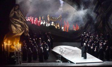 Tosca, Puccini, Teatro Regio Parma, Parma, Opera lirica, Saioa Hernandez, Joseph Franconi Lee