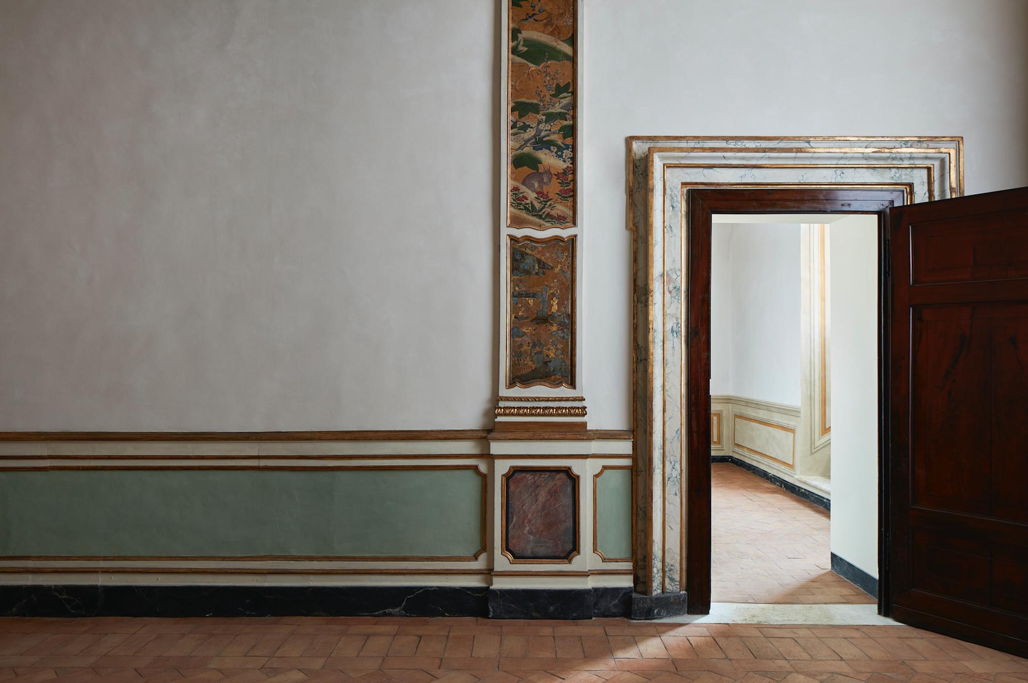 Eco e Narciso, Palazzo Barberini, Roma, Gallerie Nazionali, MAXXI