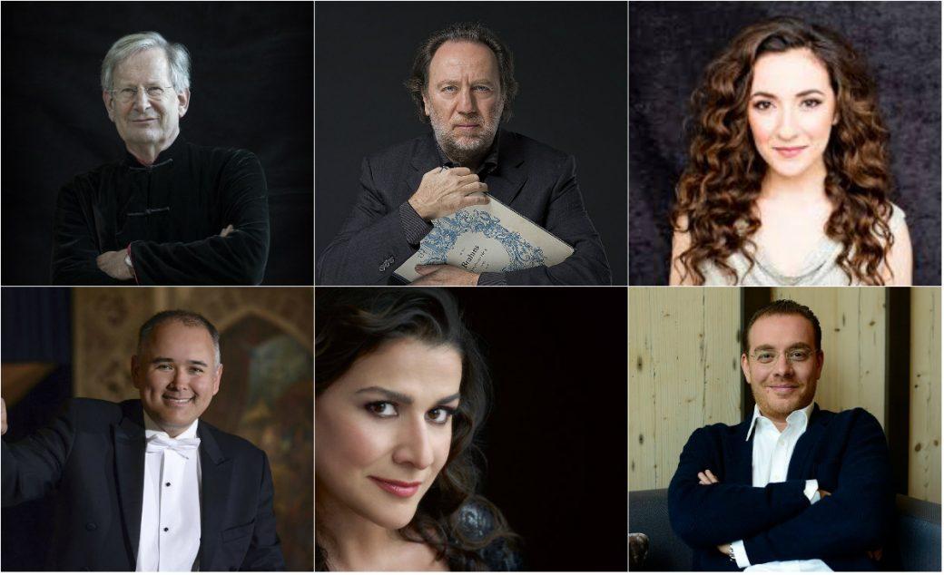 Festival Musica Sacra, Pavia, Gardiner, Chailly, Rosa Feola, Javier Camarena, Cecilia Bartoli, Francesco Meli, Teatro alla Scala, Teatro Fraschini