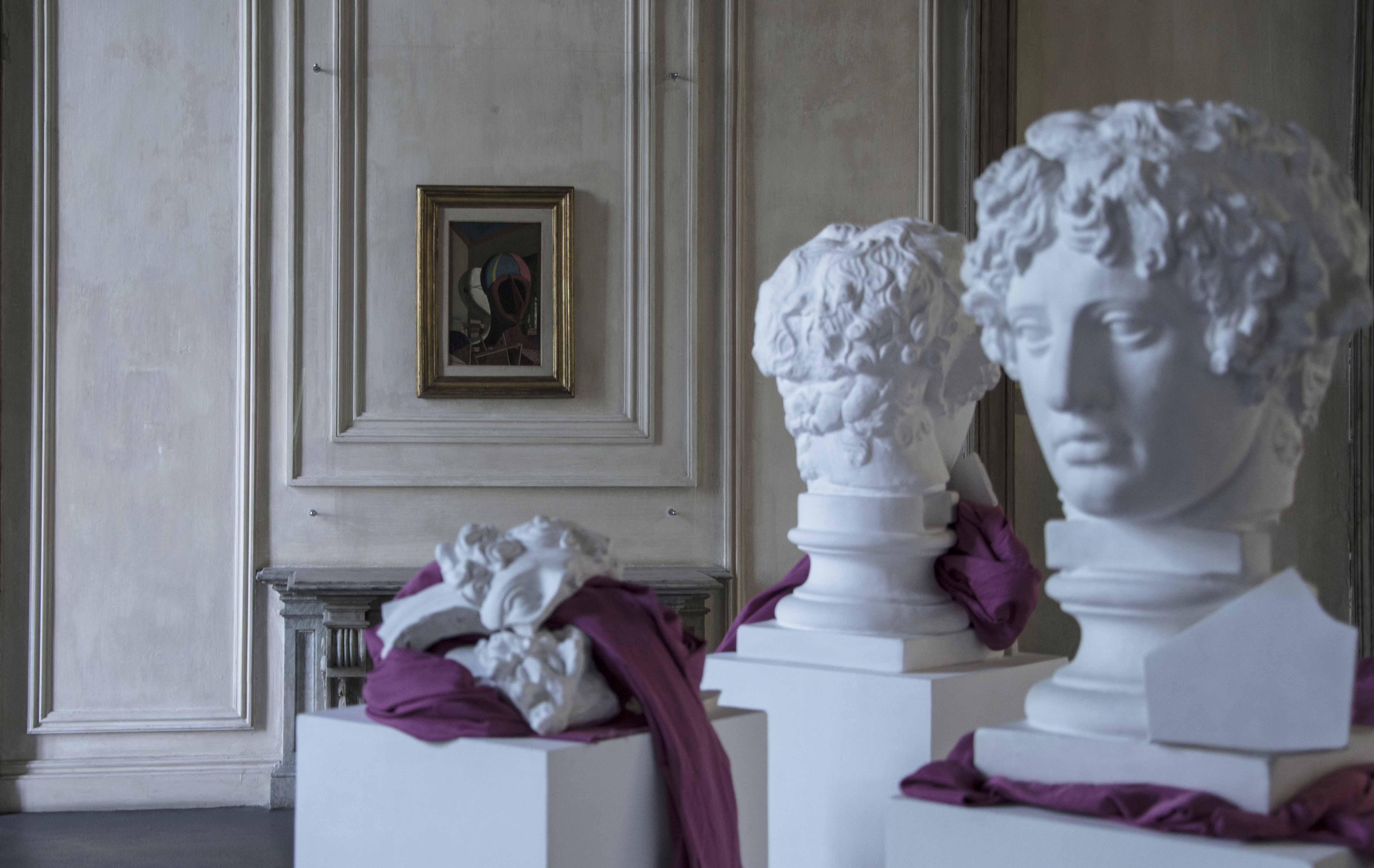 Castello di Rivoli, Giorgio de Chirico, Collezione Francesco Federico Cerruti, Rivoli, Cerruti