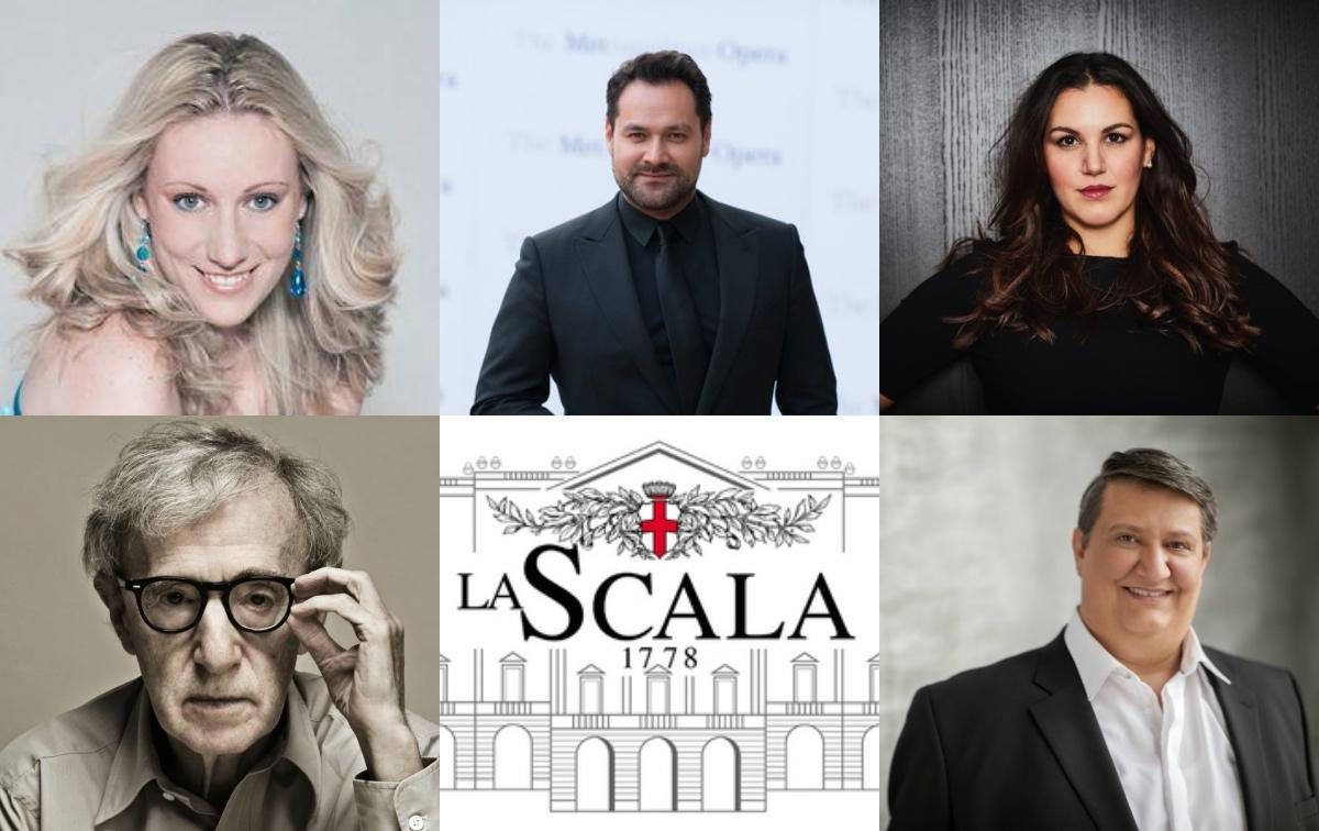 Teatro alla Scala, stagione 18/19, 2018/2019, Scala, Milano, Woody Allen, Ambrogio Maestri, Federica Lombardi, Ildar Abdrazakov, Saioa Hernández, Teatro alla Scala 2018/2019