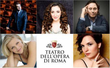 Teatro dell'Opera di Roma, Daniele Gatti, Rosa Feola, Teresa Iervolino, Miah Persson, Michele Mariotti, Stagione 2018/2019, stagione 18/19, Opera Roma, TOR1819