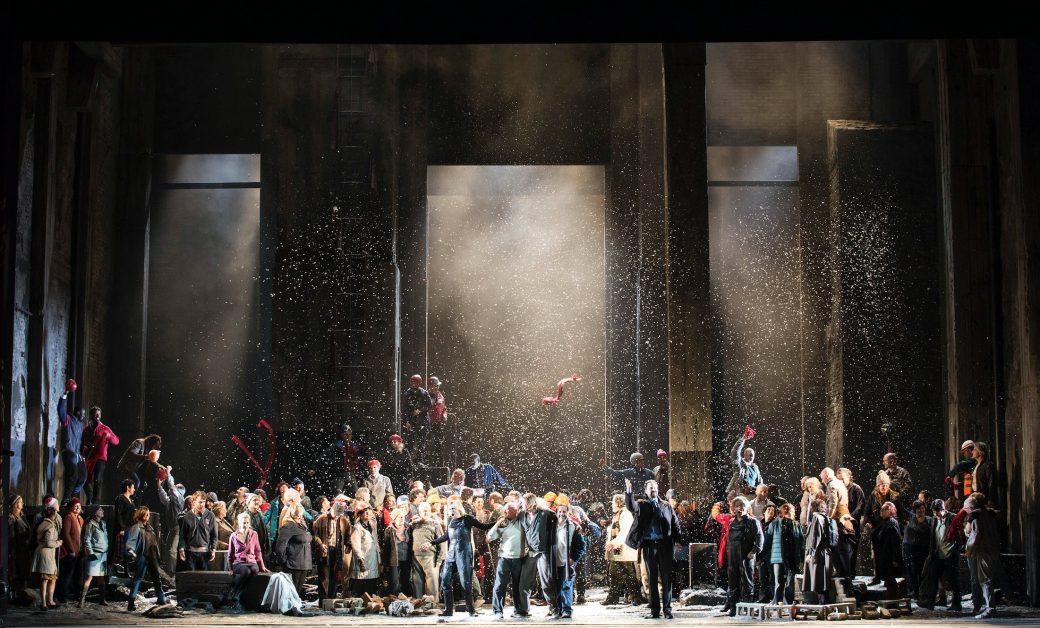 Fidelio, Beethoven, Teatro alla Scala, Milano, Luca Pisaroni, Deborah Warner, Myung-Whun Chung