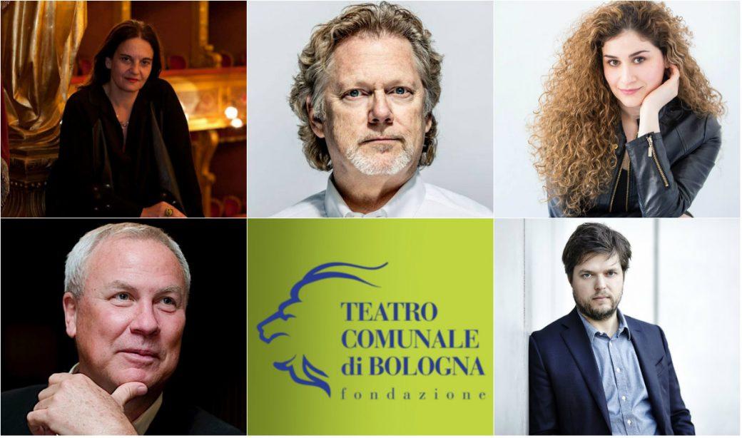 Teatro Comunale di Bologna, Stagione 2018/2019, Comunale di Bologna, TCBO1819, Bob Wilson, Gregory Kunde, Serena Malfi, Juraj Valčuha, Emma Dante