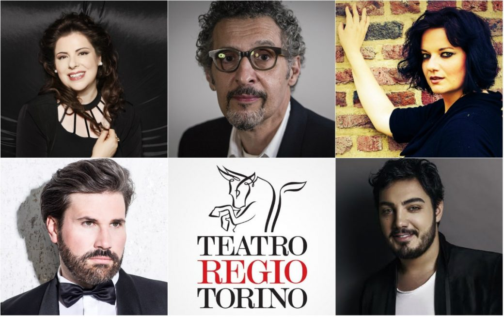 Teatro Regio di Torino, Teatro Regio Torino, TRT1819, Regio Torino 18/19, Stagione 2018/2019 del Teatro Regio di Torino