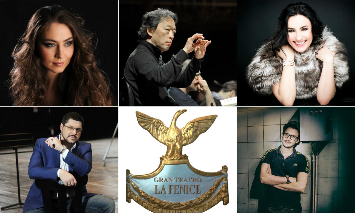 Oksana Dyka; Myung-Whun Chung; Damiano Michieletto, Carmela Remigio, Luca Salsi