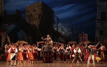 Don Chisciotte, Teatro alla Scala, Milano, Rudolf Nureyev, Balletto, Virna Toppi